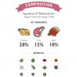 Barquette de pâté bio pour chiot à base de poulet, porc & boeuf-Klep's