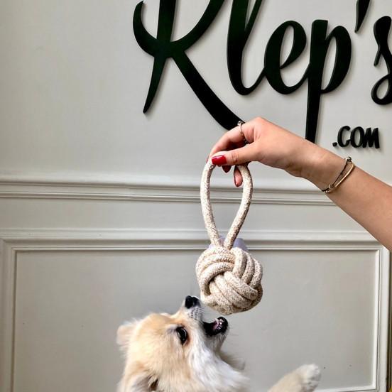 Corde Classique naturelle pour chien