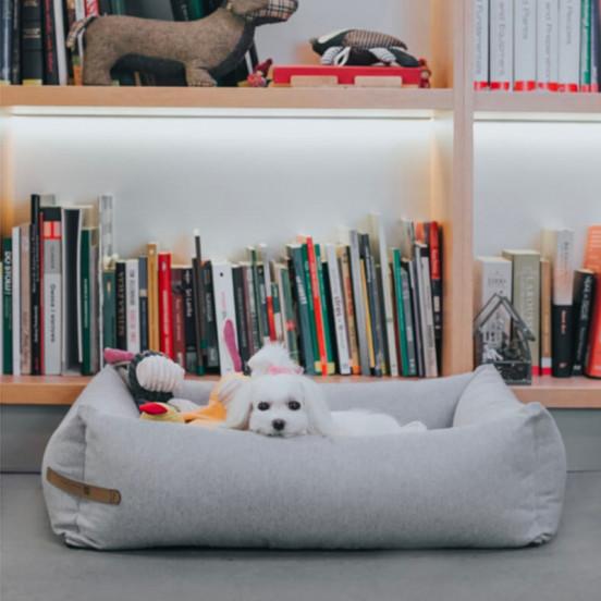 Panier pour chien Loft - gris anthracite