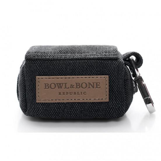 Pochette sac à crottes MINI - noir