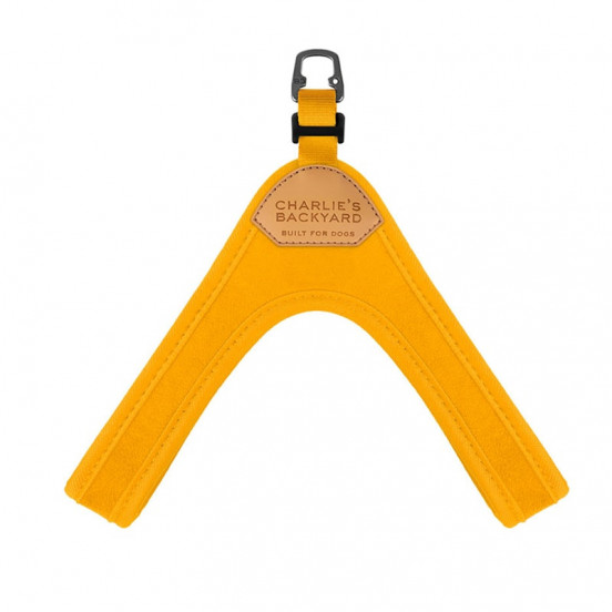 Harnais facile et original Buckle - jaune