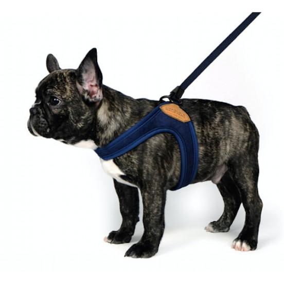 Harnais pour chien confortable pratique Easy - marine