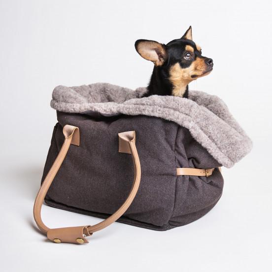 Sac de transport pour chien confortable