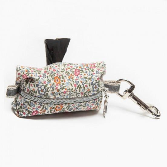 Pochette sac à crottes pour chien Coton liberty