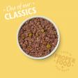 Barquette/cocotte naturelle pour chien au poulet frais & dinde -Klep's