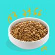 Croquettes pour chien BIO à la dinde et poulet - 100% viande fraîche