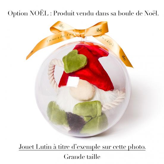 Peluche Mr Pain d'Epices de Noël - 5 couineurs