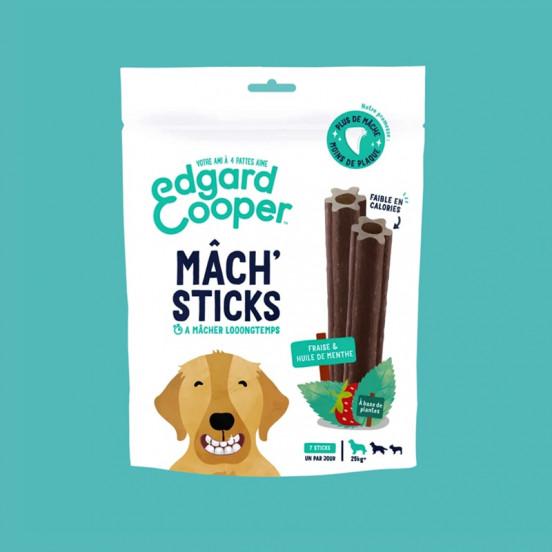 Sticks dentaires pour grand chien Sans Céréales et saines