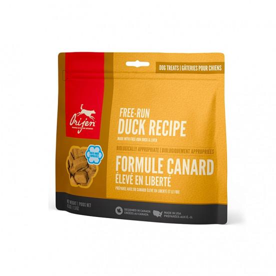 Friandises pour chien orijen naturelles 100% canard de qualité