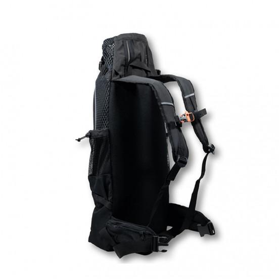 Sac à dos de transport pour grand chien Knavigate - noir