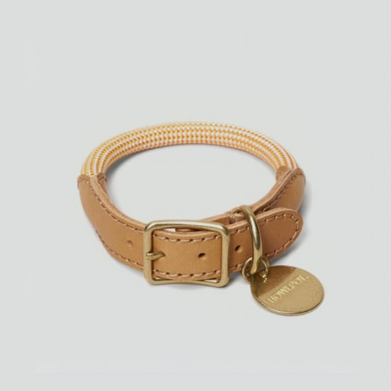 Collier We are tight - moutarde