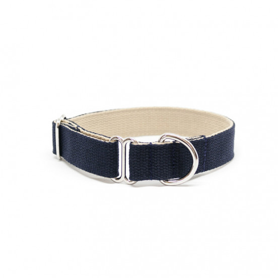 Collier Two tone - marine/beige